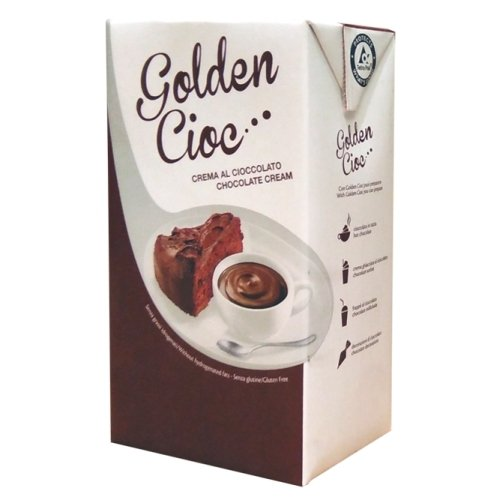 CHOCOLATE A LA TAZA LIQ 25% S/ GLUT GOLDEN (BK/1L)