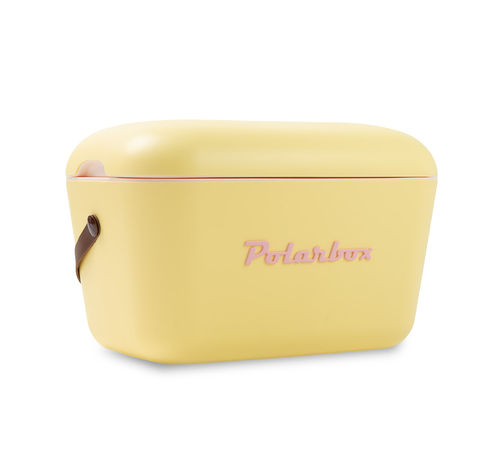 NEVERA POLARBOX 20L AMARILLO
